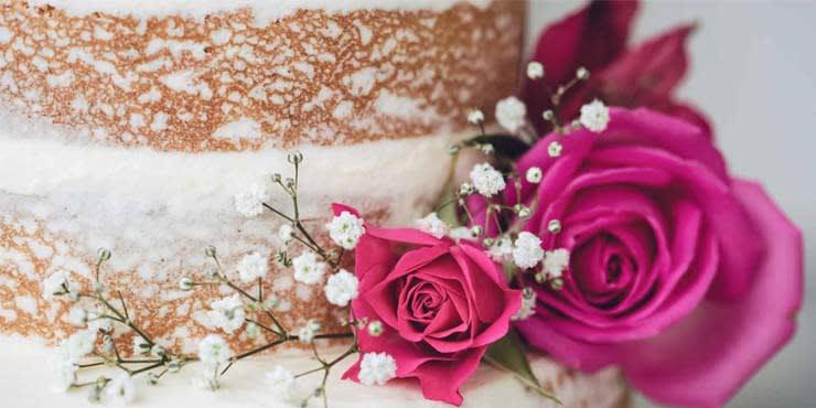 Phenomenal 7 Best Charlotte Wedding Cake Bakers Expertise Funny Birthday Cards Online Amentibdeldamsfinfo