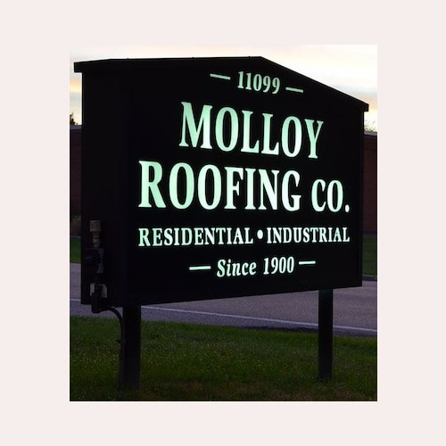 Exceptional Molloy Roofing Co