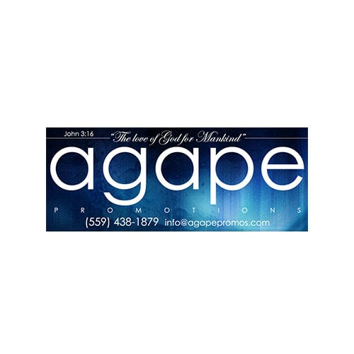 Agape promotions
