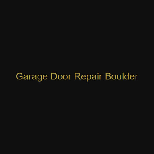 We Looked At 38 Garage Door Companies Serving Boulder And Picked The Top 15