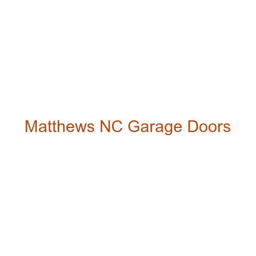 Garage Door Repair Matthews NC