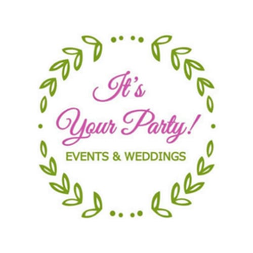 Its Your Party Events Weddings