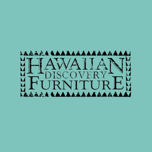 Hawaiian Discovery Furniture