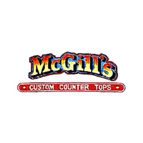 McGillu0027s Custom Countertops