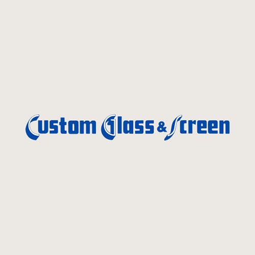 Custom Glass Screen