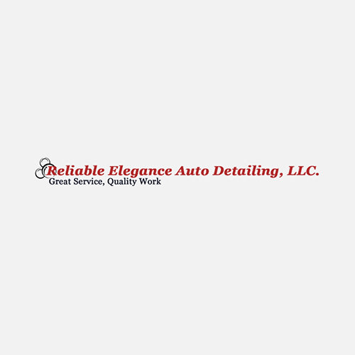 Reliable Elegance Auto Detailing