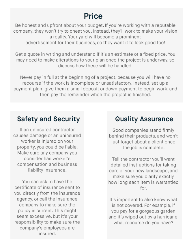 Price Safety & Security, QA