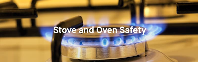 Stove Oven Safety