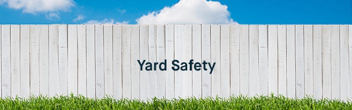 Yard Safety